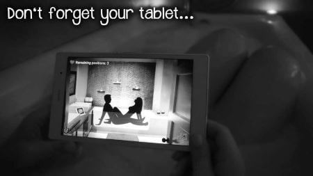 Play on tablet